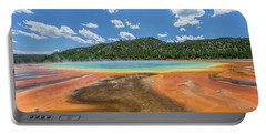 Grand Prismatic Portable Battery Charger