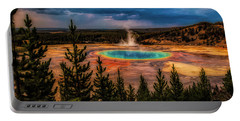Grand Prismatic Pool - Yellowstone Portable Battery Charger