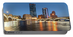 Grand Rapids Skyline Portable Battery Charger