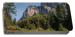 Grand Sentinel Zumalt Meadow Kings Canyon National Park Portable Battery Charger