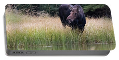 Grand Teton Moose Portable Battery Charger