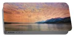 Grand Teton National Park - Jenny Lake Portable Battery Charger