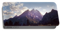 Grand Teton Portable Battery Charger by Scott Norris