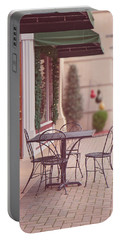 Portable Battery Charger featuring the photograph Grand Village  by Ester Rogers