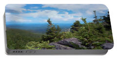 Grandfather Mountain Portable Battery Charger