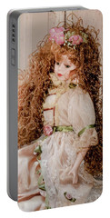 Grandma's Doll Portable Battery Charger