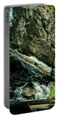 Granite Falls Of Ancient Cedars Portable Battery Charger