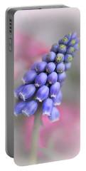 Grape Hyacinth II Portable Battery Charger