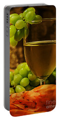Grape Juice Portable Battery Charger