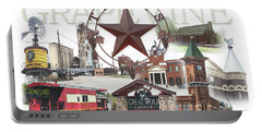 Grapevine Texas Portable Battery Charger