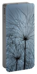Grass Mandala Portable Battery Charger