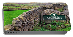 Grassington, Yorkshire Dales Portable Battery Charger