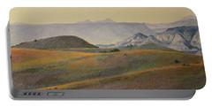 Grasslands Badlands Panel 2 Portable Battery Charger