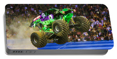 Grave Digger 7 Portable Battery Charger