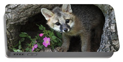 Gray Fox Kit Portable Battery Charger