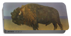 Great American Bison Portable Battery Charger