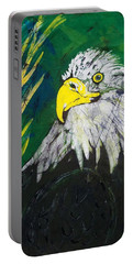 Great Bald Eagle Portable Battery Charger