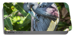 Great Blue Heron 0342 Portable Battery Charger
