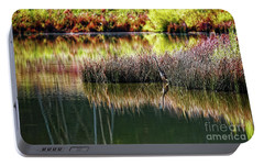 Portable Battery Charger featuring the photograph Great Blue Heron 2 by Paul Mashburn