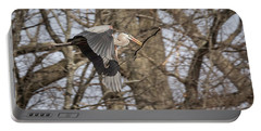 Great Blue Heron 2014-2 Portable Battery Charger