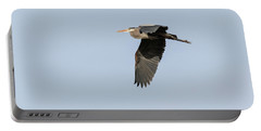 Great Blue Heron 2015-13 Portable Battery Charger
