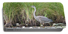 Great Blue Heron 6209 Portable Battery Charger