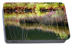 Portable Battery Charger featuring the photograph Great Blue Heron by Paul Mashburn