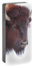 Great Buffalo Portable Battery Charger by Sean Allen