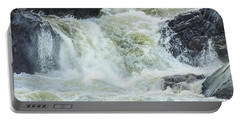 Great Falls Of The Potomac Portable Battery Charger