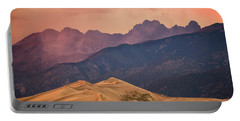 Great Sand Dunes Colorado Portable Battery Charger