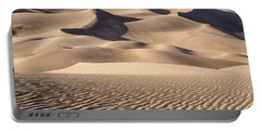 Great Sand Dunes National Park In Colorado Portable Battery Charger