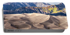 Great Sand Dunes Of Southern Colorado Portable Battery Charger