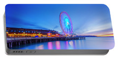 Seattle Great Wheel Portable Battery Charger