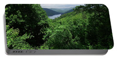 Great Smoky Mountains Portable Battery Charger by Cathy Harper