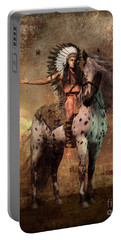 Great Spirit Chief Portable Battery Charger