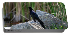 Great-tailed Grackle Portable Battery Charger