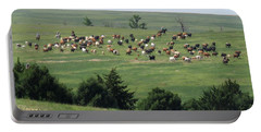 Great Western Cattle Drive Portable Battery Charger