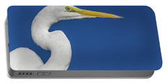 Great White Heron Portable Battery Charger