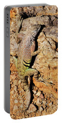 Greater Earless Lizard Portable Battery Charger