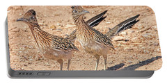 Greater Roadrunner Bird Portable Battery Charger