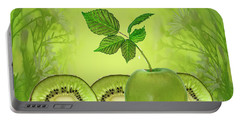 Greeeeeen Portable Battery Charger