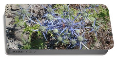 Greek Spiky Plant Portable Battery Charger