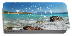 Greek Surf Spray Portable Battery Charger