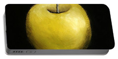 Green Apple Still Life 2.0 Portable Battery Charger