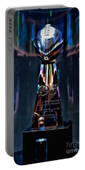 Green Bay - Super Bowl Xxxi Portable Battery Charger