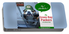 Green Bay Packers Portable Battery Charger