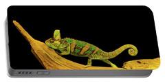 Green Chameleon Portable Battery Charger