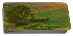 Green Dakota Dream Portable Battery Charger