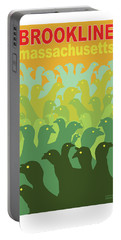 Green Fields Of Brookline Portable Battery Charger