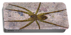 Green Fishing Spider Portable Battery Charger